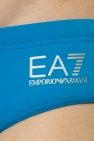 EA7 Emporio Armani Logo swimming briefs