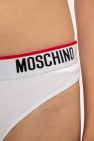 Moschino Branded briefs two-pack