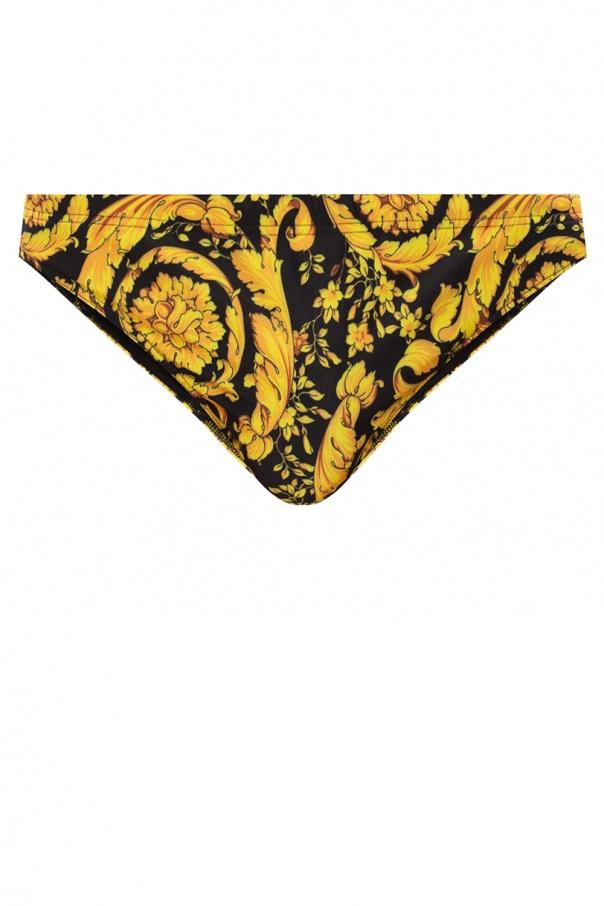 Versace Swim briefs
