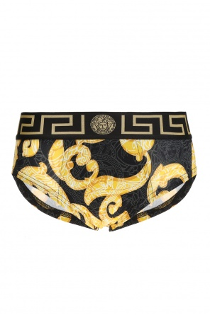 Patterned briefs od Versace