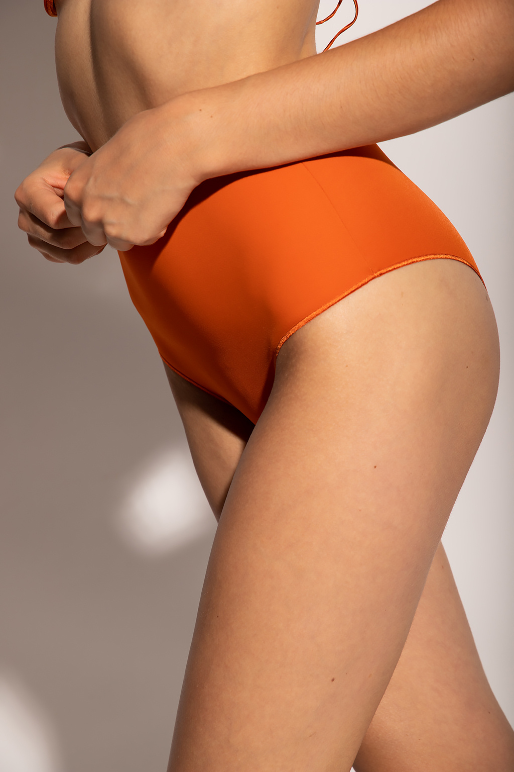Oseree High-waisted swimsuit bottom