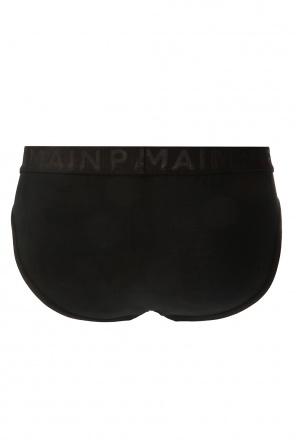 Briefs with logo od Balmain