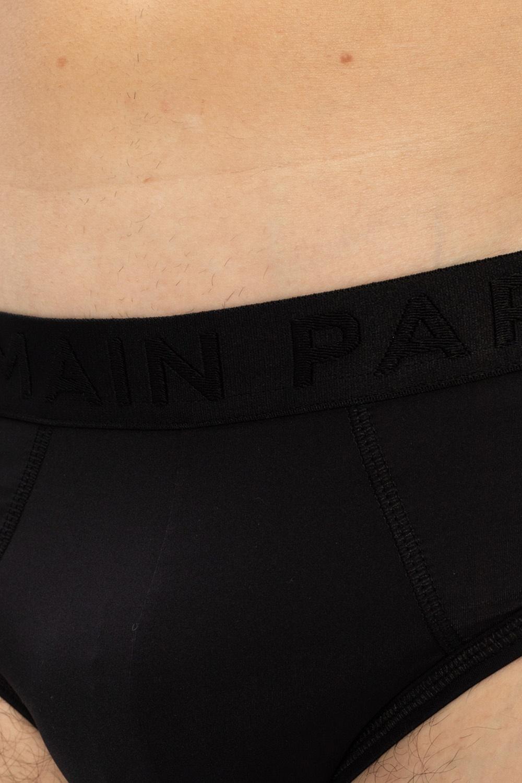 Balmain Logo briefs