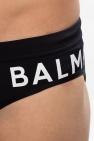 Balmain Logo swim briefs