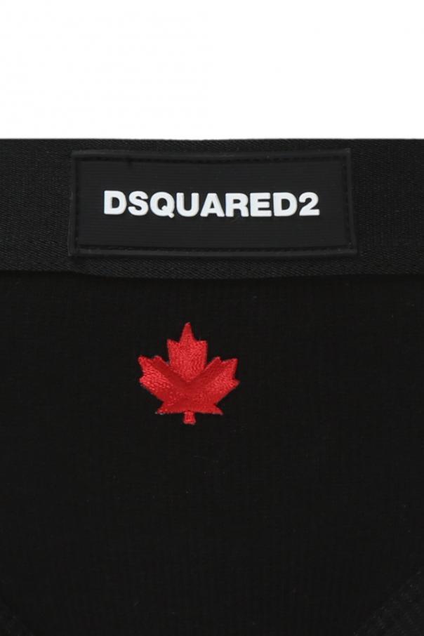 Logo panties od Dsquared2