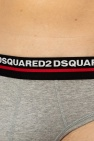 Dsquared2 Logo briefs 2-pack