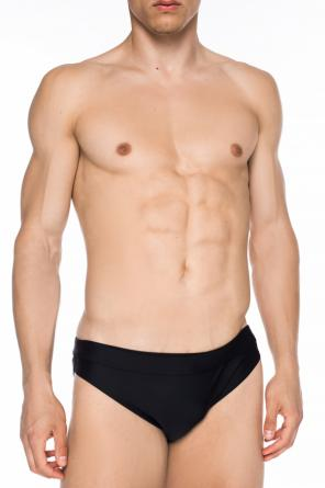 Printed swimming briefs od Philipp Plein