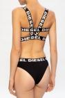 Diesel Logo-embroidered briefs