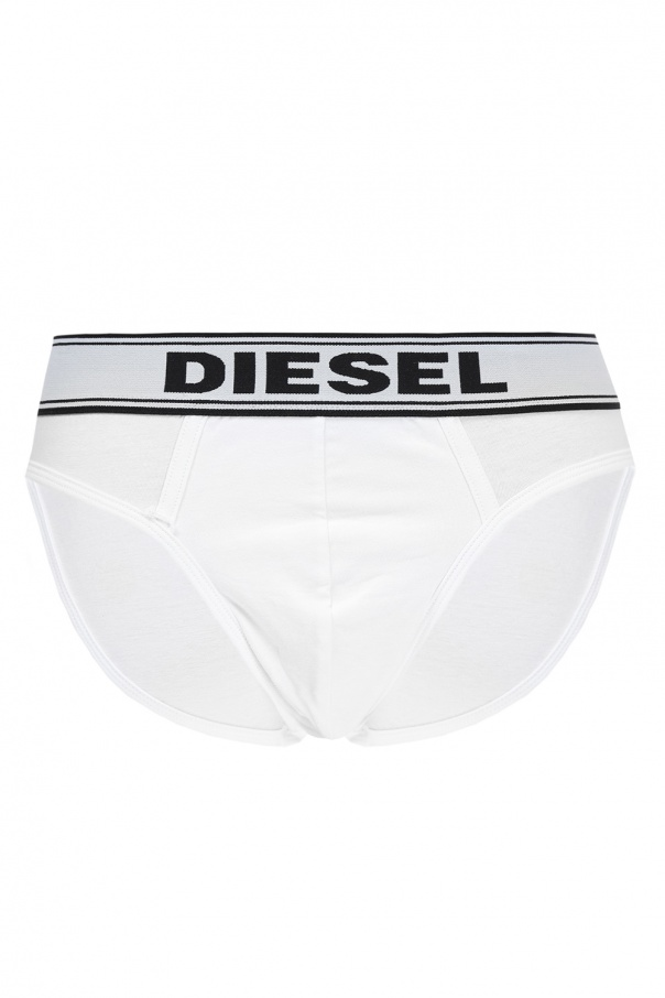 Diesel Logo-printed briefs