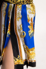 Versace Silk skirt