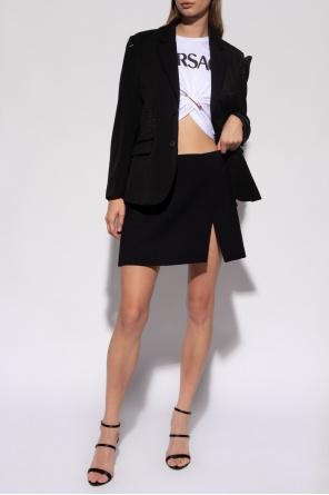 Wool skirt od Versace