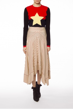 Striped skirt od Diane Von Furstenberg