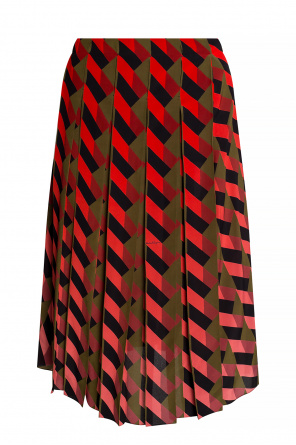 Pleated skirt od Salvatore Ferragamo