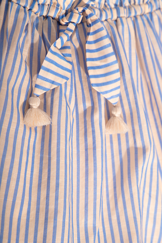 Zimmermann Kids Striped skirt