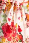 Zimmermann Kids Spódnica z motywem kwiatowym