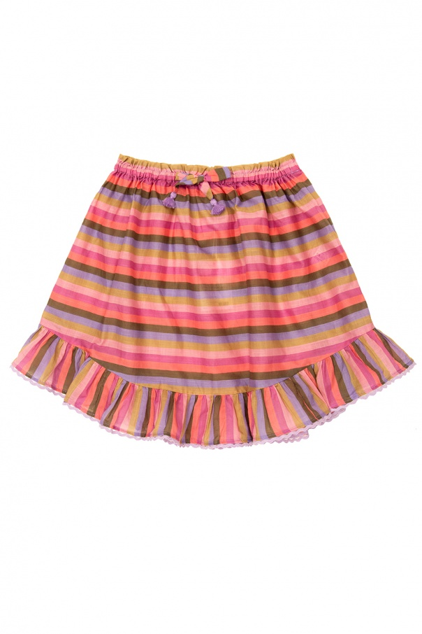 Zimmermann Kids Skirt with bow