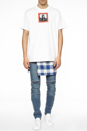 Checked skirt od Givenchy