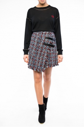 Tweed skirt od Sonia Rykiel