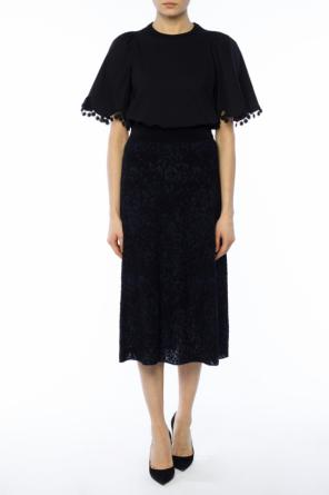 Textured skirt od Sonia Rykiel