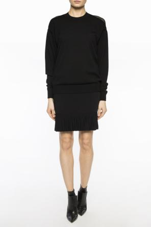 Skirt with pleated ruffle od Alexander Wang