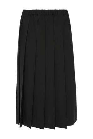 Pleated skirt od Comme des Garcons Black