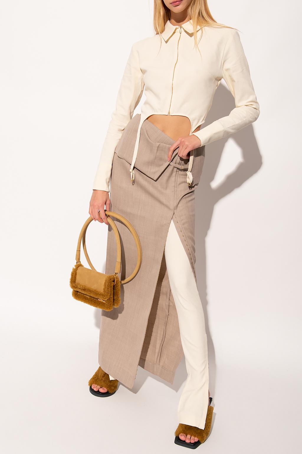 Jacquemus Wool skirt