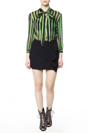 Short double-breasted skirt od MSGM