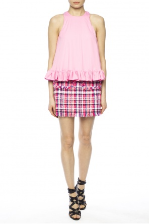 Checked skirt od MSGM