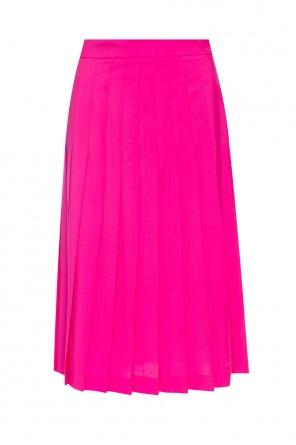 Pleated skirt od MSGM