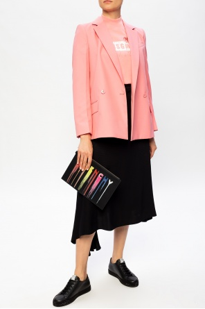 Asymmetrical skirt od MSGM