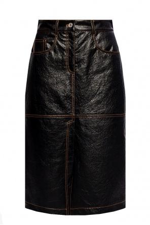 Skirt with split od MSGM
