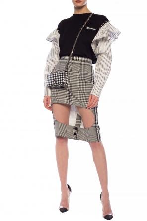 Checked skirt od Burberry