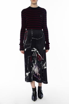 Patterned skirt od McQ Alexander McQueen