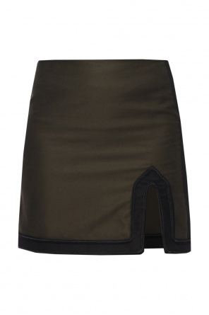 Short skirt od Saint Laurent Paris