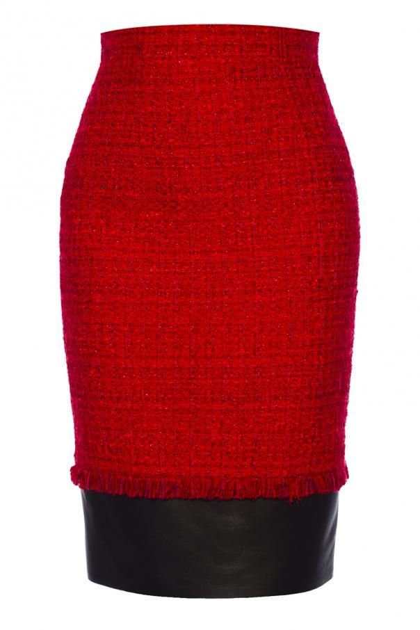 779c6b36bc3 Pencil skirt Alexander McQueen - Vitkac shop online