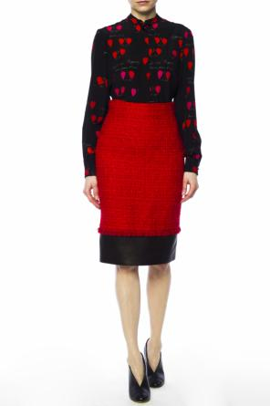 Pencil skirt od Alexander McQueen