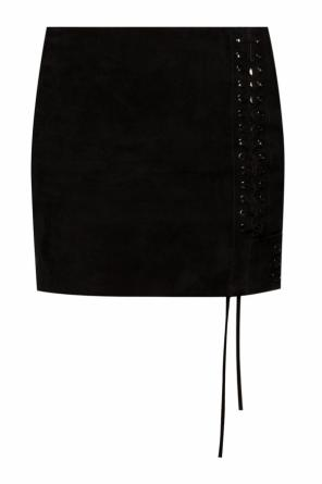 Short skirt od Saint Laurent