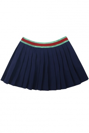Pleated skirt od Gucci Kids
