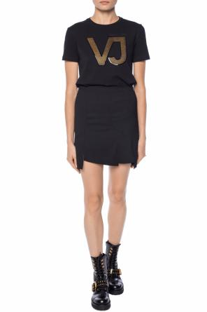 Cut-out skirt od McQ Alexander McQueen