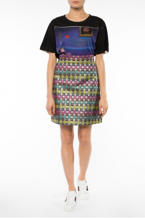 Lurex skirt od Gucci