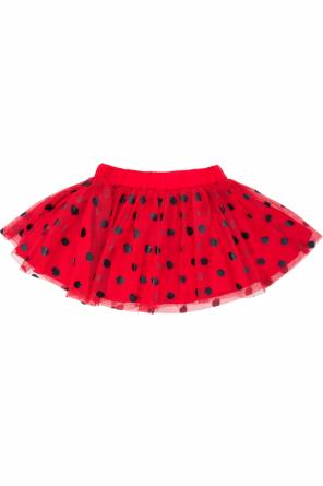 Polka dot tulle dress od Stella McCartney Kids