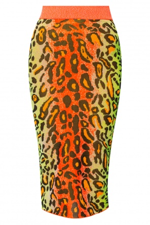 Leopard print skirt od Stella McCartney
