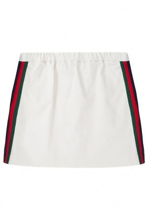 ff28718f32309  sylvie web  skirt od Gucci Kids   ...