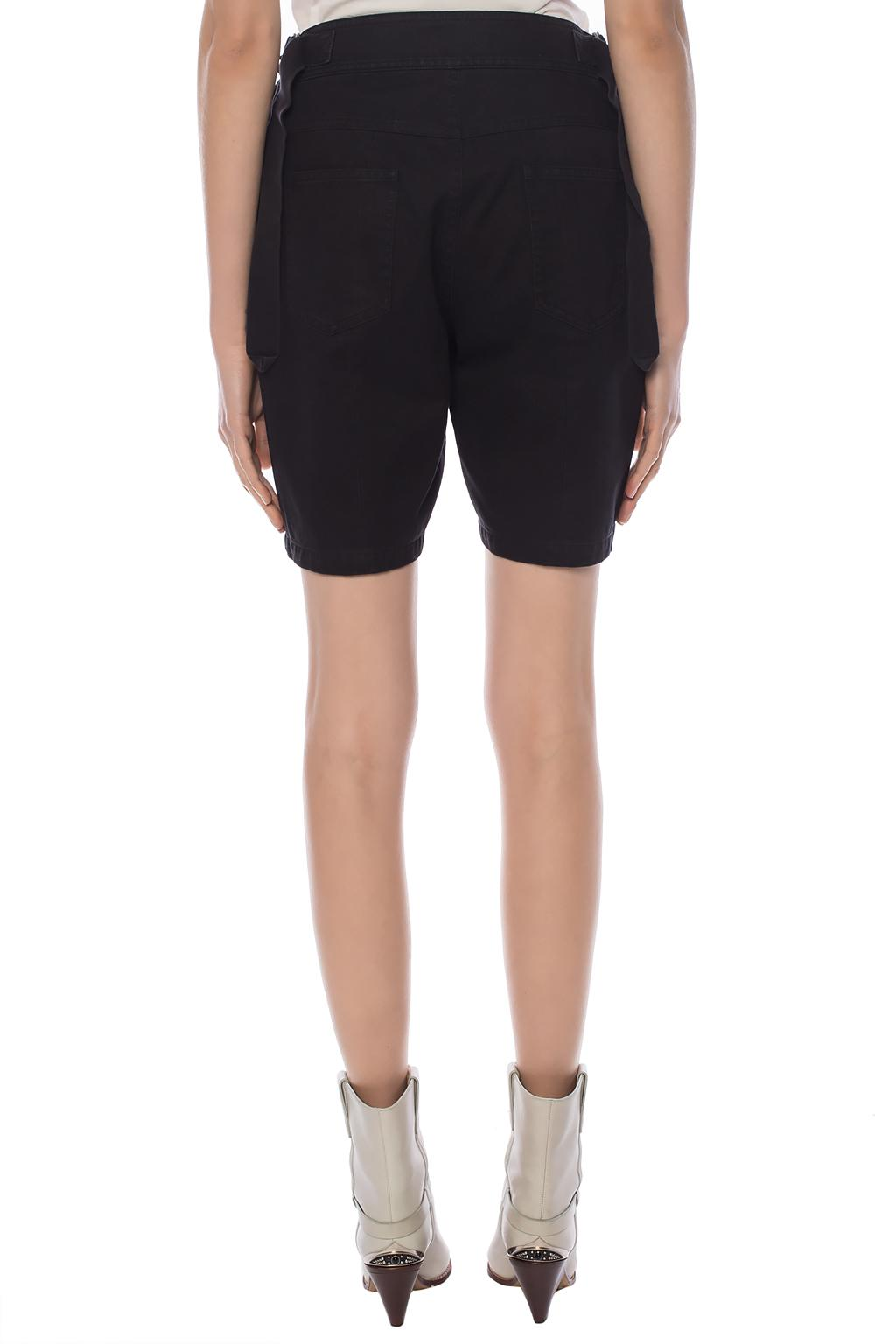 Saint Laurent Drawstring shorts