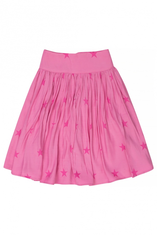 Stella McCartney Kids Printed skirt