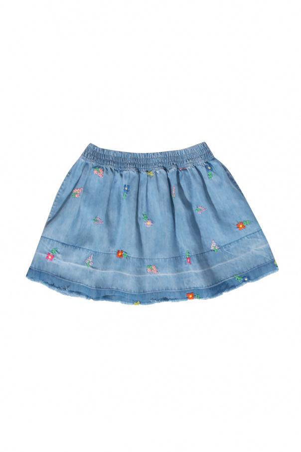 Stella McCartney Kids Denim skirt
