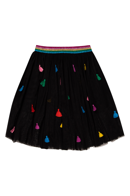 Stella McCartney Kids Skirt with tassels