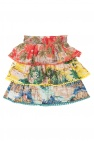 Zimmermann Kids Patterned skirt