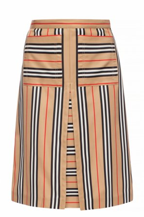 Patterned skirt od Burberry