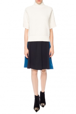 Flared skirt with embroidery od Calvin Klein